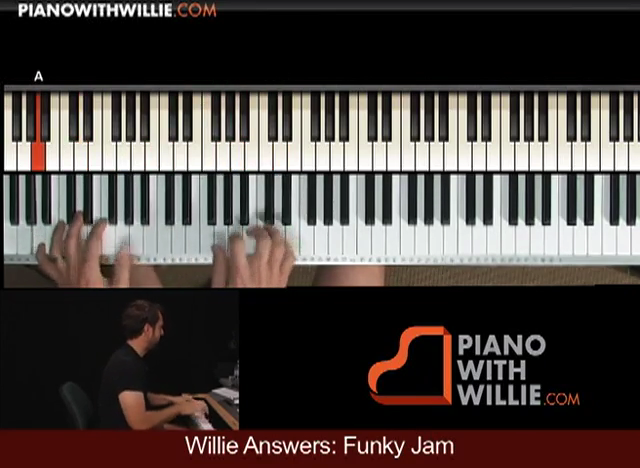 Willie Answers: Creating a Funk groove