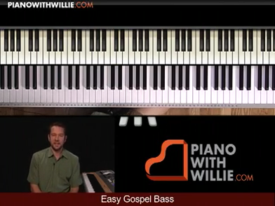 Easy Gospel Bass – Ethel Caffie-Austin