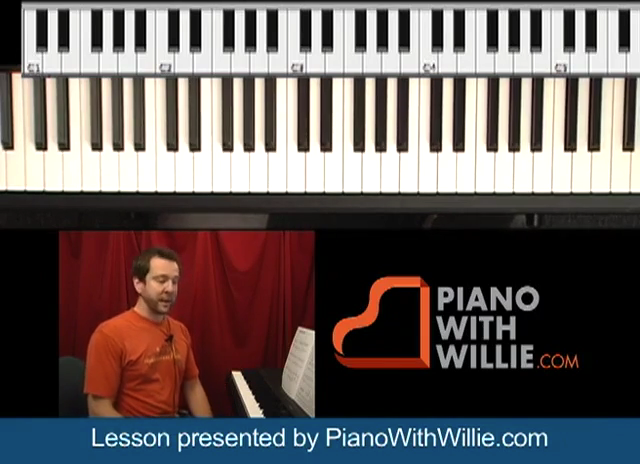 Easy Jazz Piano Lesson