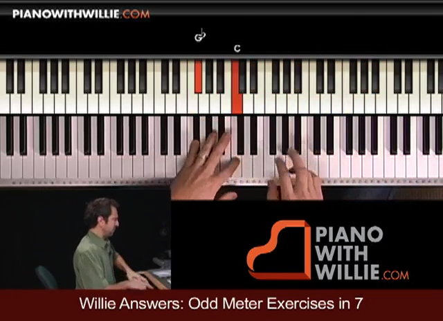 Willie Answers: Exercises in 7/8