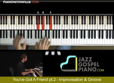Youve Got A Friend – Improvisation And Groove