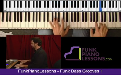 Funk Bass Grooves