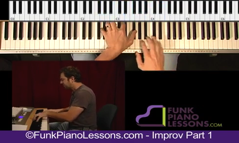Funk Improvisation – Part 1