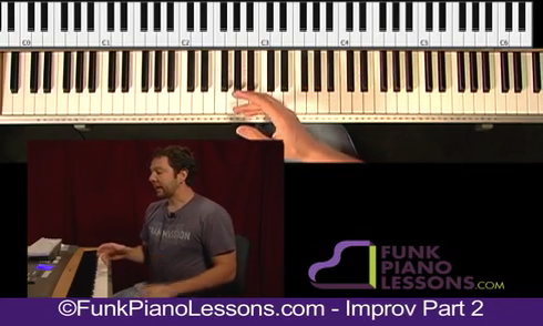 Funk Improvisation – Part 2