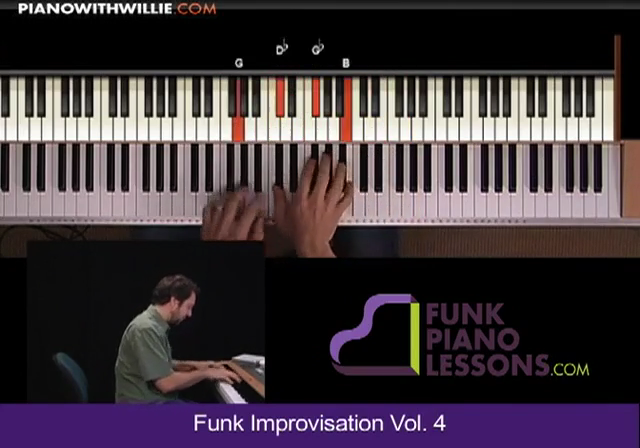 Funk Improvisation – Part 4