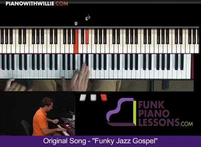 Original Song – Funky Jazz Gospel