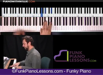 Funky Piano