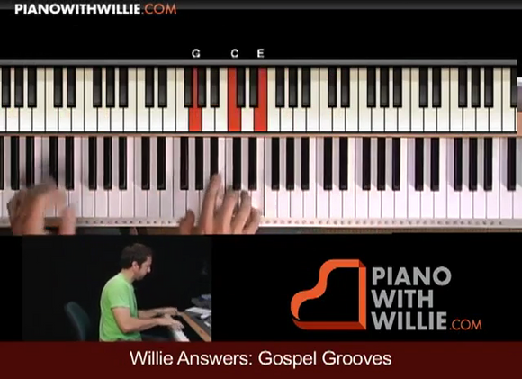 Willie Answers: Gospel Grooves