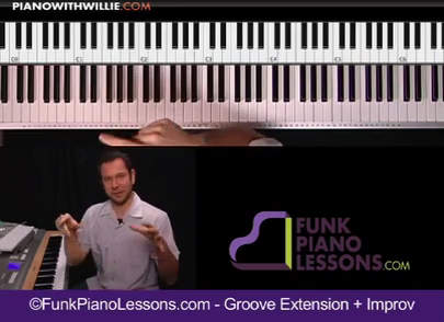 Groove Extension And Improvisation