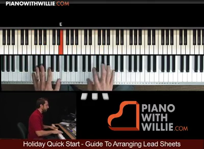 Holiday Quick Start-Guide To Lead Sheet Arranging