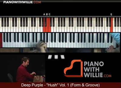 Hush – Deep Purple – Groove & Form