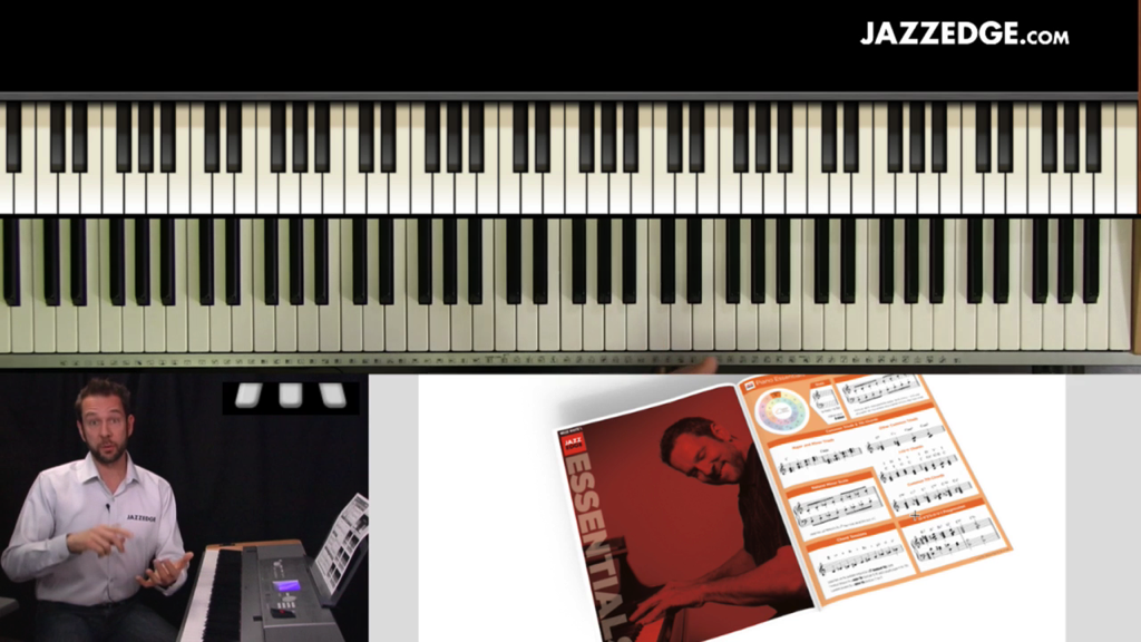 Piano Chord Essentials – Key of C [HangWithWillie]