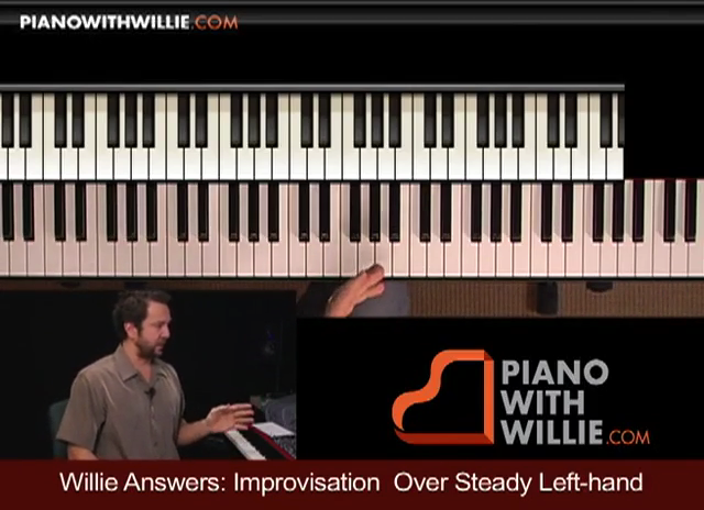 Willie Answers: Improvisation Over Basslines