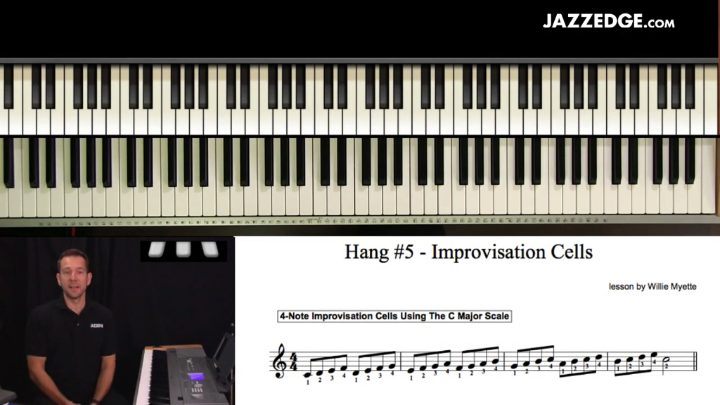 Improvisation Cells [HangWithWillie]