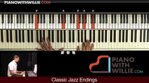 Classic Jazz Endings Part 1