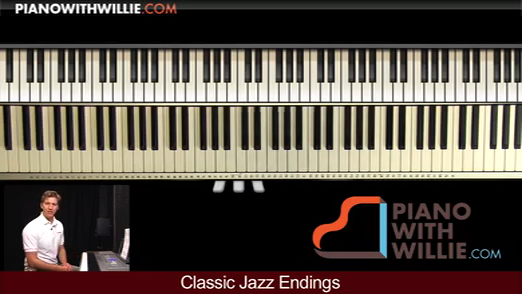 Classic Jazz Endings Part 2