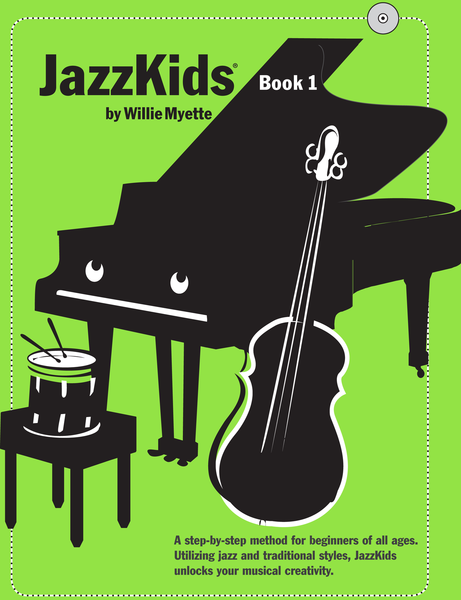 JazzKids Book 1 - Digital Download (Commercial Use)