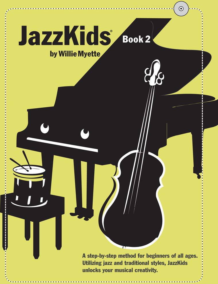 JazzKids Book 2 - Digital Download (Individual Use)