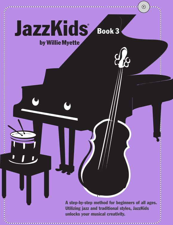 JazzKids Book 3 - Digital Download (Individual Use)