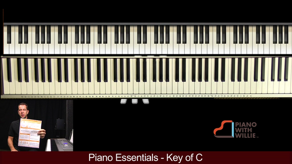 Piano Essentials Key of C
