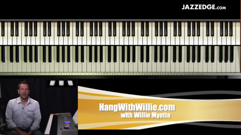 Layla Piano Coda Part 2 [HangWithWillie]