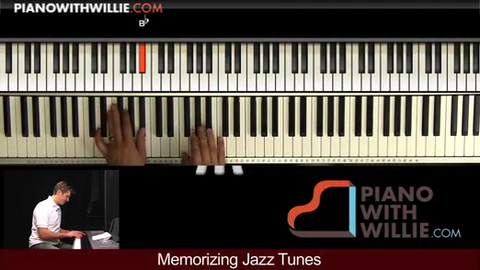 "Memorizing Jazz Tunes ""It Could Happen To You"" – Vol. 1"