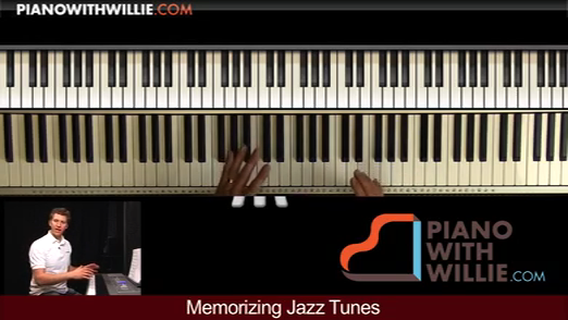 "Memorizing Jazz Tunes ""It Could Happen To You"" – Vol. 2"