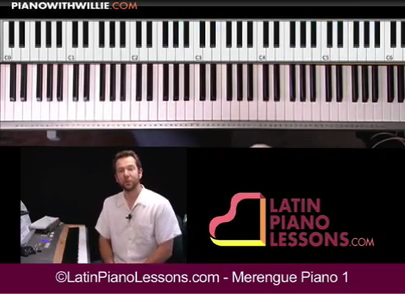Merengue Piano 1