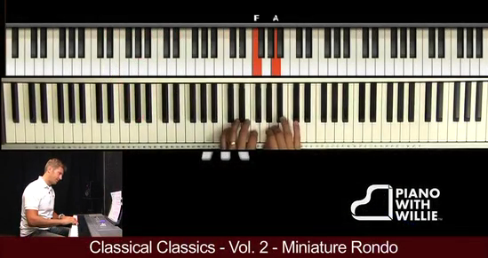 """Miniature Rondo"" – Vol. 1"