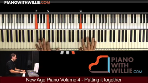 New Age Piano 4 – Putting it Together