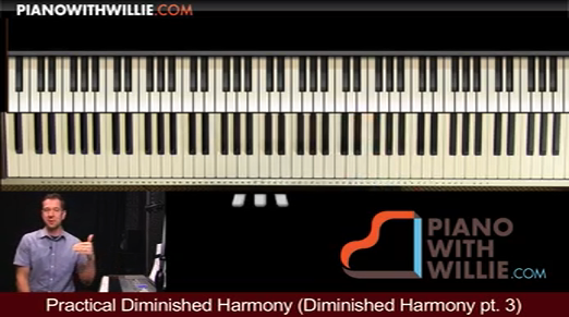Practical Diminished Harmony