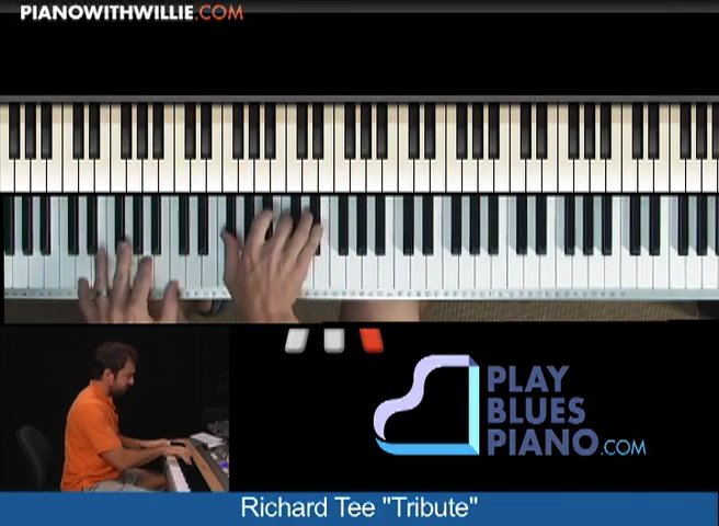 Richard Tee – Tribute