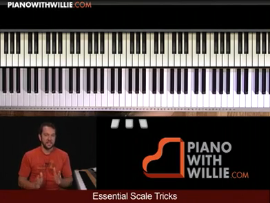 Essential Scale Tricks – learn scales faster