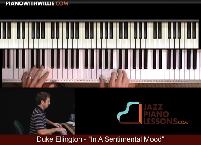 In A Sentimental Mood – Duke Ellington