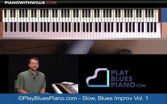 Slow, Blues Improvisation Vol. 1