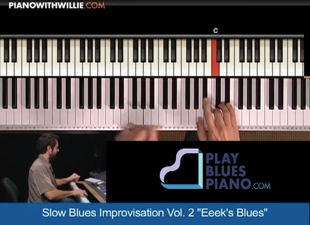 Slow Blues Improvisation Vol. 2