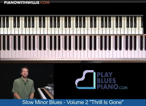 Slow Minor Blues, Vol. 2