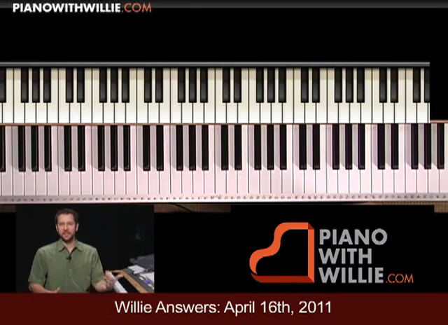 Willie Answers: Stride, Reggae, Funk and more!