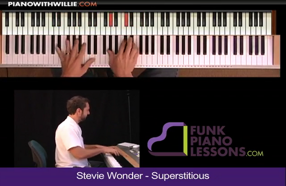 Stevie Wonder – Superstition