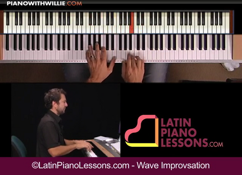 Wave – Improvisation
