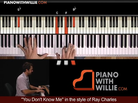 Ray Charles – You Don't Know Me