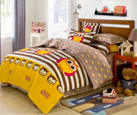 Cheerful Owl Bedding Set | 99sheets