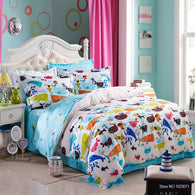 Cartoon Whale Bedding Set | 99sheets