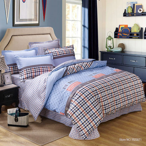 Cute Air Mail Bedding Set | 99sheets