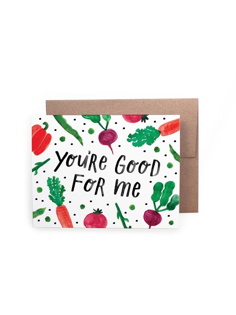 Good for Me Card