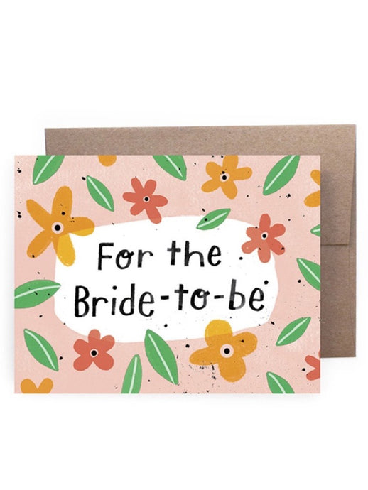Bride-To-Be Card