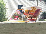 Sushi Noodle Hand-Painted Porcelain Soup Bowl