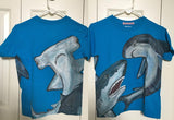 Custom Hand-Painted Tee Shirts