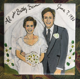 Hand-Painted Ceramic Tiles, Trivets.. Custom orders