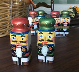 """Nutcracker"" Salt & Pepper Shakers"